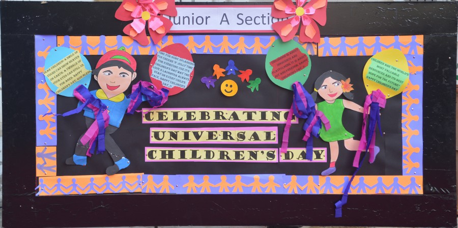 Image Result For Craft Ideas For Universal Childrens Day