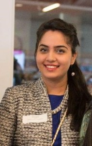 Noor Amjad – The City School Winner Seymour Schulich Community Service and Entrepreneurial Entrance Award