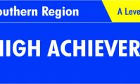 Southern Region High Achievers – A Levels