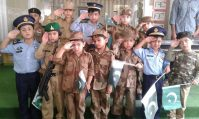 Northern Region Celebrates Defence Day