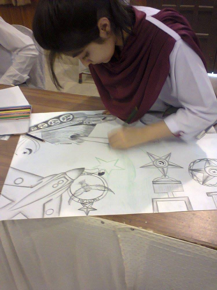 The City School Pakistan Defence Day Art Competition The