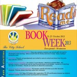 The City School Pakistan is celebrating Book Week 2013