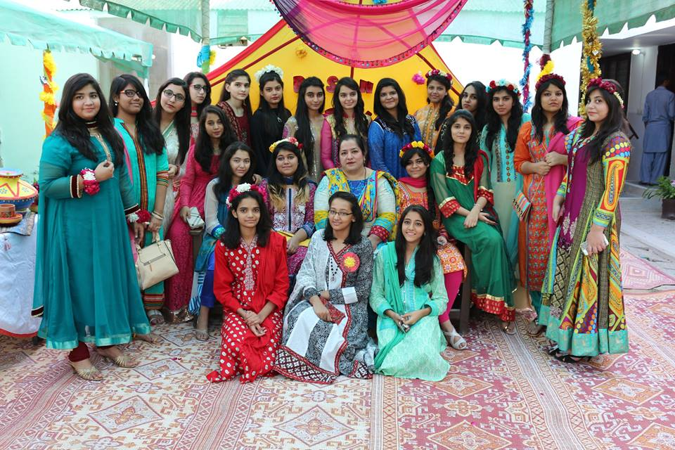Spring Festival The City School Pakistan